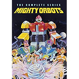 Mod-Mighty Orbots-Complete Series