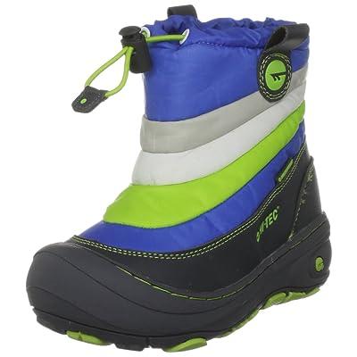 Hi-Tec Kids Equinox Chukka Waterproof Snow Boot