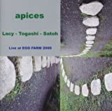 img - for Apis-Lacy: Togashi.Satoh Live at Egg Farm book / textbook / text book
