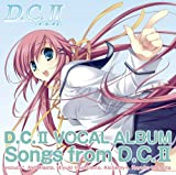 PCゲーム「D.C.II ?ダ・カーポII?」 VocalAlbum Songs From D.C.II