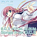 PCゲーム「D.C.II ~ダ・カーポII~」 VocalAlbum Songs From D.C.II