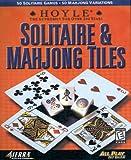 Hoyle Solitare and Mahjong Tiles - PC/Mac