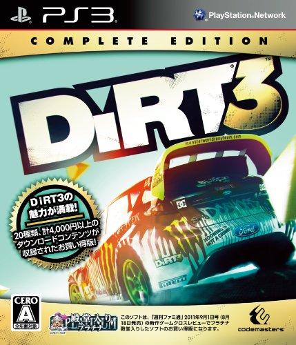 DiRT 3 コンプリートエディション