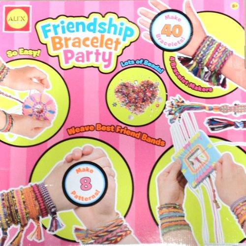 Friendship Bracelet Party