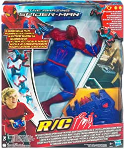Hasbro - A03121480 - Figurine - Spiderman Movie - Extrême Grimpeur RC