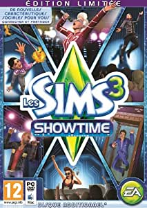 Les Sims 3 Showtime Édition Limitée - French only - Limited Edition
