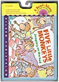 Five Little Monkeys Jumping on the Bed (Book & CD) (A Five Little Monkeys Story)