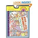 Five Little Monkeys Jumping on the Bed (Book & CD)