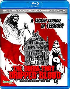 The Dorm That Dripped Blood (Uncensored Director's Cut) (Blu-ray + DVD Combo)