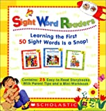 Sight Word Readers Parent Pack: 25 Easy-to-Read Storybooks With Parent Tips and  Mini-Workbook
