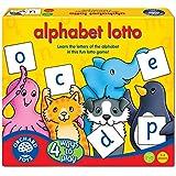 Orchard Toys Alphabet Lotto - Juego para aprender el alfabeto (en inglés)
