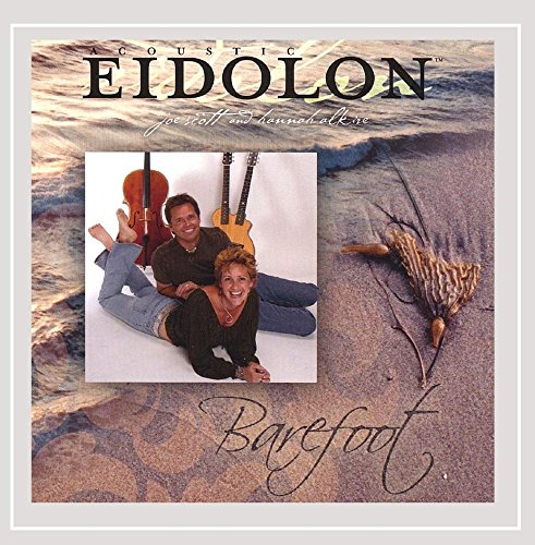 CD : ACOUSTIC EIDOLON - Barefoot