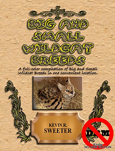big-and-small-wildcat-breeds-english-edition