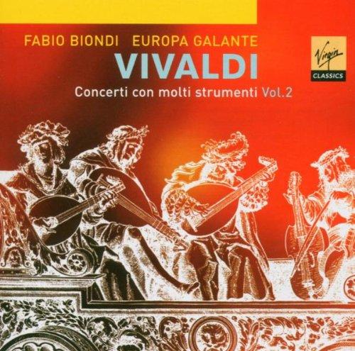 Vivaldi - Concerti con molti strumenti, Vol. 2 - Zortam Music