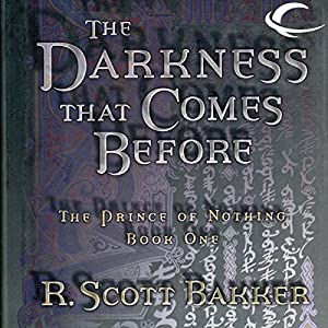 The Darkness That Comes Before Hörbuch