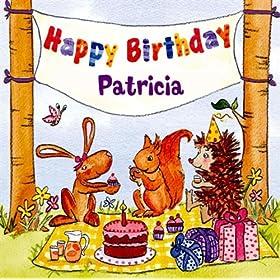 patricia the birthday bunch from the album happy birthday patricia