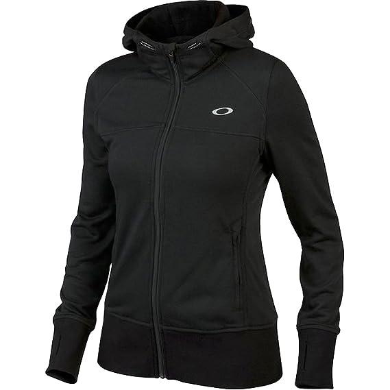 Oakley Women's Top Speed Fleece Hoody Zip Sweatshirt