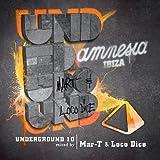 echange, troc Various, Mar-T, Loco Dice - Amnesia Ibiza - Underground 10