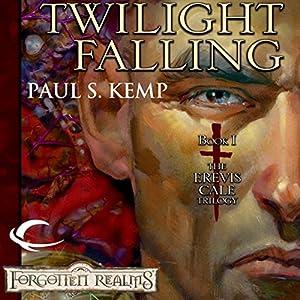 Twilight Falling Hörbuch