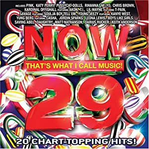 NOW That's What I Call Music 29