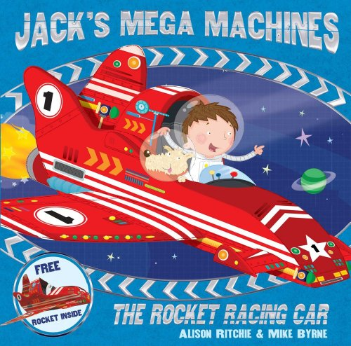 Jack's Mega Machines: The Rocket Racing Car