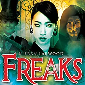 Freaks Audiobook