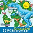 GeoToys Dinosaurs GeoPuzzle