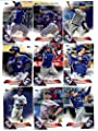 2016 Topps Baseball Series 1 Toronto Blue Jays Team Set of 15 Cards (SEALED): Troy Tulowitzki(#74), Edwin Encarnacion(#89), Jose Bautista(#96), Aaron Sanchez(#113), Liam Hendriks(#117), Roberto Osuna(#121), Kevin Pillar(#182), Josh Donaldson(#200), Chris