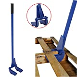 go2buy Iron Pallet Buster Pallet Breaker with 44