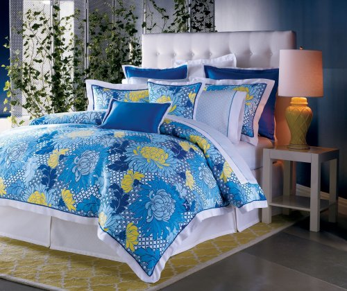 Tommy Hilfiger Poolside Floral Mini Duvet Set