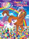 img - for Lisa Frank Friends Forever Giant Coloring and Activity Book book / textbook / text book