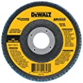 DEWALT DW8222 6-Inch by 7/8-Inch Z40 Type 27 Wearable Backing Flap Disc