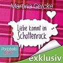 Liebe kommt im Schottenrock (Portobello Girls 1) Hörbuch von Martina Gercke Gesprochen von: Dagmar Bittner