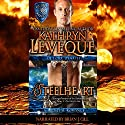 Steelheart: de Lohr Dynasty, Book 3 Audiobook by Kathryn Le Veque Narrated by Brian J. Gill