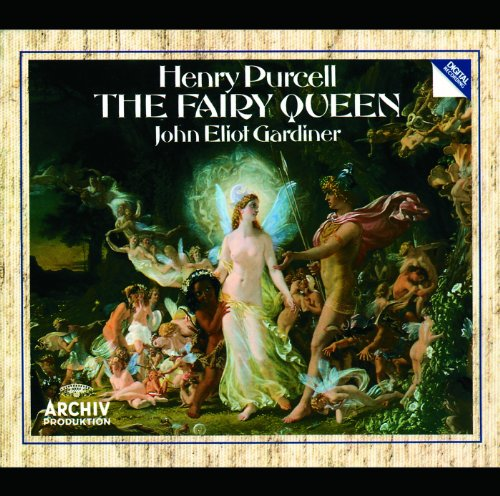 "Purcell: The Fairy Queen / Act 5 - Song: ""Yes, Daphne, in your Looks I find"""