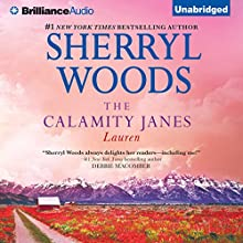 The Calamity Janes: Lauren: The Calamity Janes, Book 5 (       UNABRIDGED) by Sherryl Woods Narrated by Tanya Eby