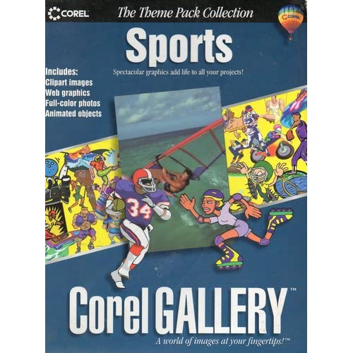 Sports Corel Gallery (The Theme Pack Collection)