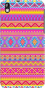 desire 816 back case cover ,Aztec Pattern Pink Designer desire 816 hard back case cover. Slim light weight polycarbonate case with [ 3 Years WARRANTY ] Protects from scratch and Bumps & Drops.