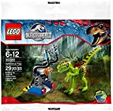 LEGO Jurassic World Gallimimus Trap Set #30320 [Bagged] by LEGO Jurassic World