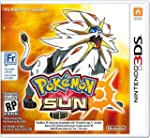 Pokemon Sun - Nintendo 3DS Sun Edition