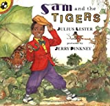 Sam and the Tigers: A Retelling of Little Black Sambo (Picture Puffin Books)