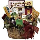 Heart Healthy Gourmet Food Gift Basket