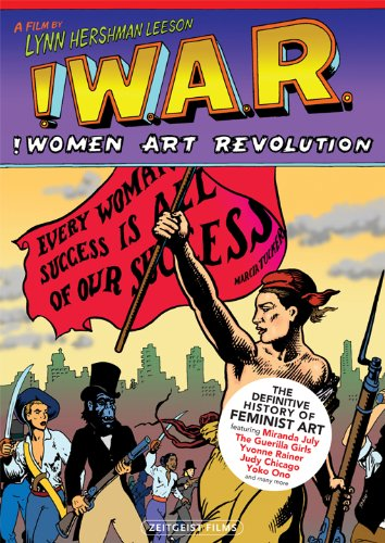 Cover art for  Women Art Revolution