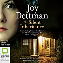The Silent Inheritance Audiobook by Joy Dettman Narrated by Deidre Rubenstein