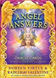 img - for Angel Answers Oracle Cards: A 44-Card Deck and Guidebook book / textbook / text book