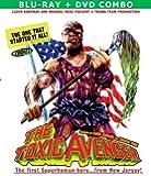Toxic Avenger, The [Blu-ray]