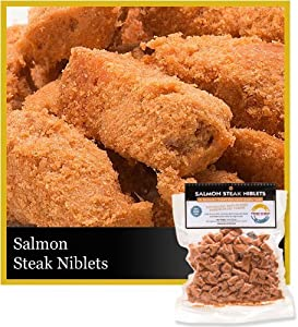 Fresh is Best Freeze Dried Raw Alaskan Salmon Treats for Dogs/Cats