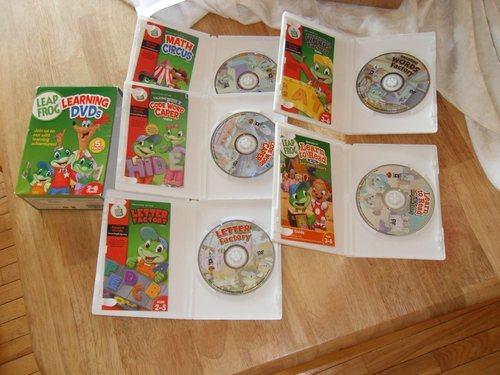 Math Circus DVD | Kids Educational Games | LeapFrog
