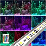 Amazon Com Fuloon Colour Changing Led Strip Light
