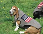 Chilly Dog Wool Flags Sweaters 100% w...